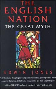 Cover of: The English Nation