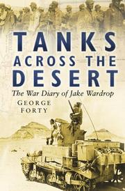 Cover of: Tanks Across the Desert