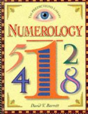 Cover of: Numerology (Predictions Library)