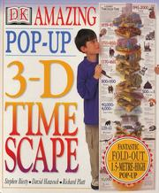 Cover of: Amazing Pop-out 3D Time Scape
