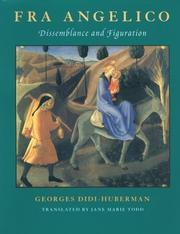 Cover of: Fra Angelico | Georges Didi-Huberman