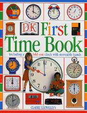 Cover of: My First Book of Time (My First ...)