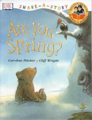 Cover of: Are You Spring? (Share-a-story)