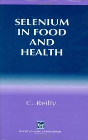Cover of: Selenium in food and health