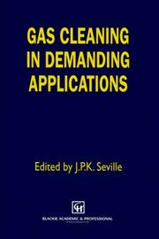Cover of: Gas cleaning in demanding applications |
