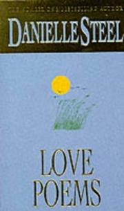 Cover of: Love Poems: Poems