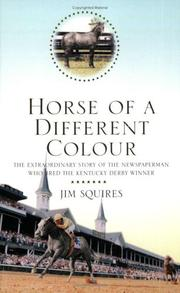 Cover of: Horse of a Different Colour