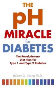 Cover of: The PH Miracle for Diabetes