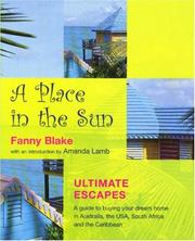 Cover of: A Place in the Sun | Fanny Blake