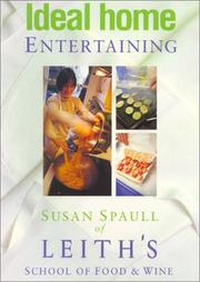 Cover of: Ideal Home Entertaining | Susan Spaull