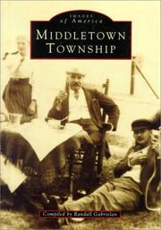 Cover of: Middletown Township, NJ
