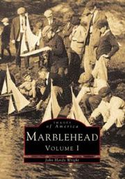 Cover of: Marblehead | John Hardy Wright