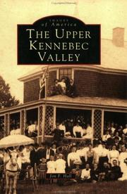 Cover of: The Upper Kennebec Valley