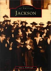 Cover of: Jackson | Julie L. Kimbrough