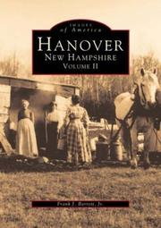 Cover of: Hanover, Vol. 2 (NH)