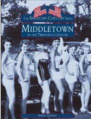 Cover of: Middletown, NJ In The 20th Century (American Century Series)
