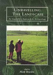 Cover of: Unraveling the Landscape