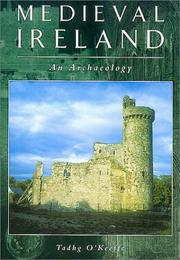 Medieval Ireland by Tadhg O'Keeffe
