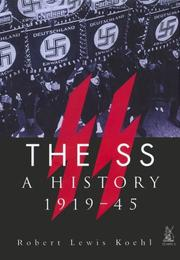 Cover of: The Ss | Robert Lewis Koehl