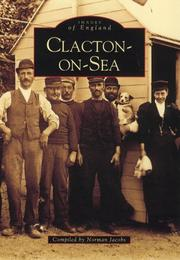 Cover of: Clacton-on-Sea