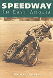 Cover of: Speedway in East Anglia