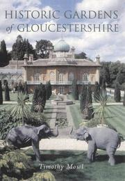 Cover of: Historic Gardens of Gloucestershire
