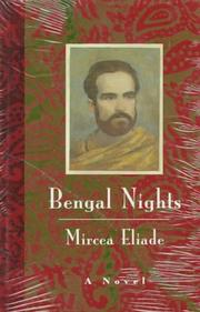 Cover of: Bengal nights