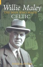 Cover of: Willie Maley