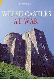 Cover of: Welsh castles at war