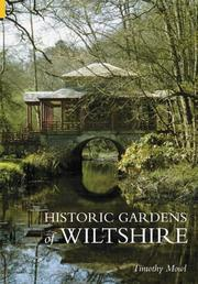Cover of: Historic Gardens of Wiltshire
