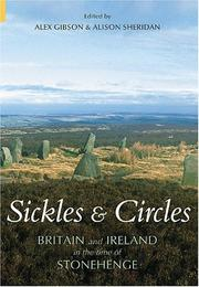 Cover of: From sickles to circles | A. J. S. Gibson, Alison Sheridan