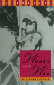 Cover of: Women and war