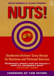 Cover of: Nuts! | Kevin Freiberg