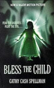 Cover of: Bless the child
