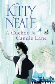 Cover of: A Cuckoo in Candle Lane | Kitty Neale