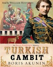 Cover of: Turkish Gambit