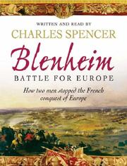 Blenheim by Charles Spencer, Earl Spencer