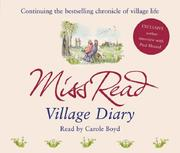 Cover of: Village Diary | Miss Read