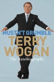 Cover of: Mustn't Grumble