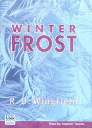 Cover of: Winter Frost |
