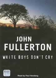 Cover of: White Boys Don