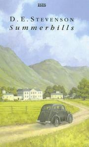 Cover of: Summerhills | D. E. Stevenson