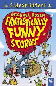 Cover of: Fantastically funny stories