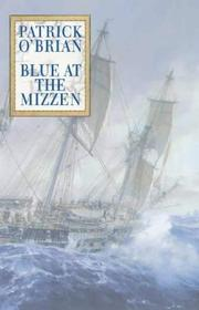 Cover of: Blue At the Mizzen Uk