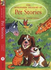 Cover of: A treasury of pet stories | Suzanne Carnell