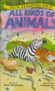 Cover of: All kinds of animals