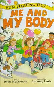 Cover of: Me and My Body (Fun Finding Out)