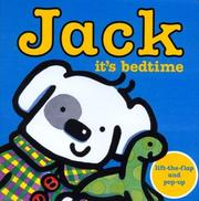 Cover of: Jack-- it's bedtime