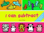 Cover of: I can subtract