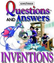 Cover of: Inventions | Wendy Madgwick